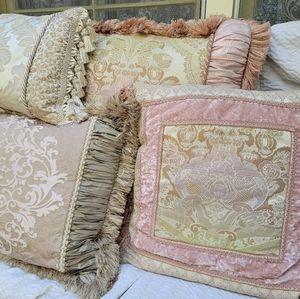 Dian Austin Luxury Throw pillows